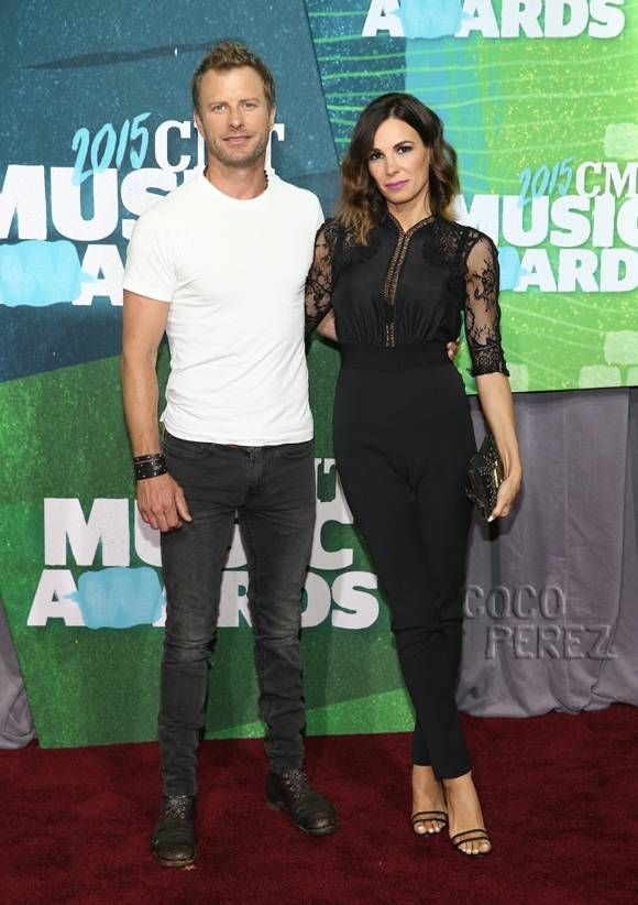 Dierks Bentley Lets His Wife Cassidy Black Steal The Spotlight At The CMT Awards