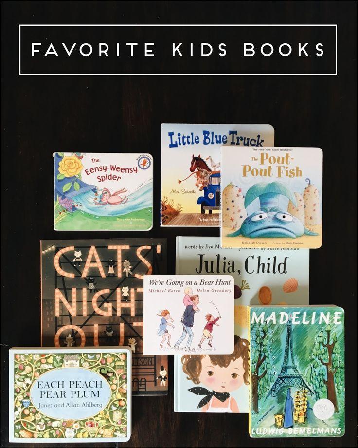 Favorite Kids Books | Little Baby Garvin | Bloglovin'
