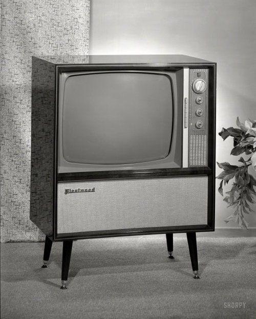 16 Best Tv Images On Pinterest: 47 Best Images About Vintage Television On Pinterest