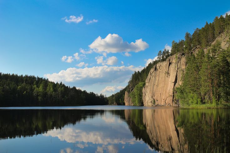 Aulangonjärven polku, Hämeenlinna, 5,8 km | Outdoors Finland