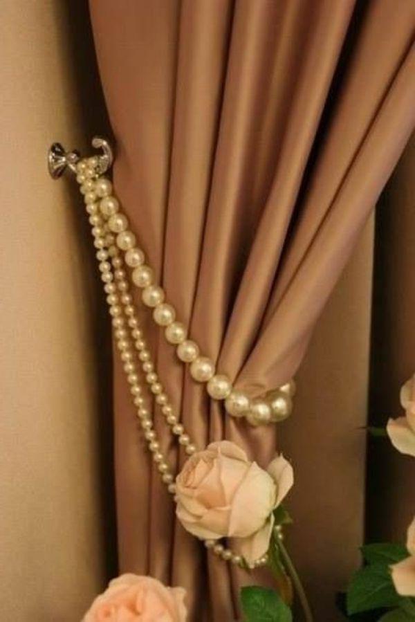 25 besten gardinen bilder auf pinterest fenster gardinen und fensterdekorationen. Black Bedroom Furniture Sets. Home Design Ideas