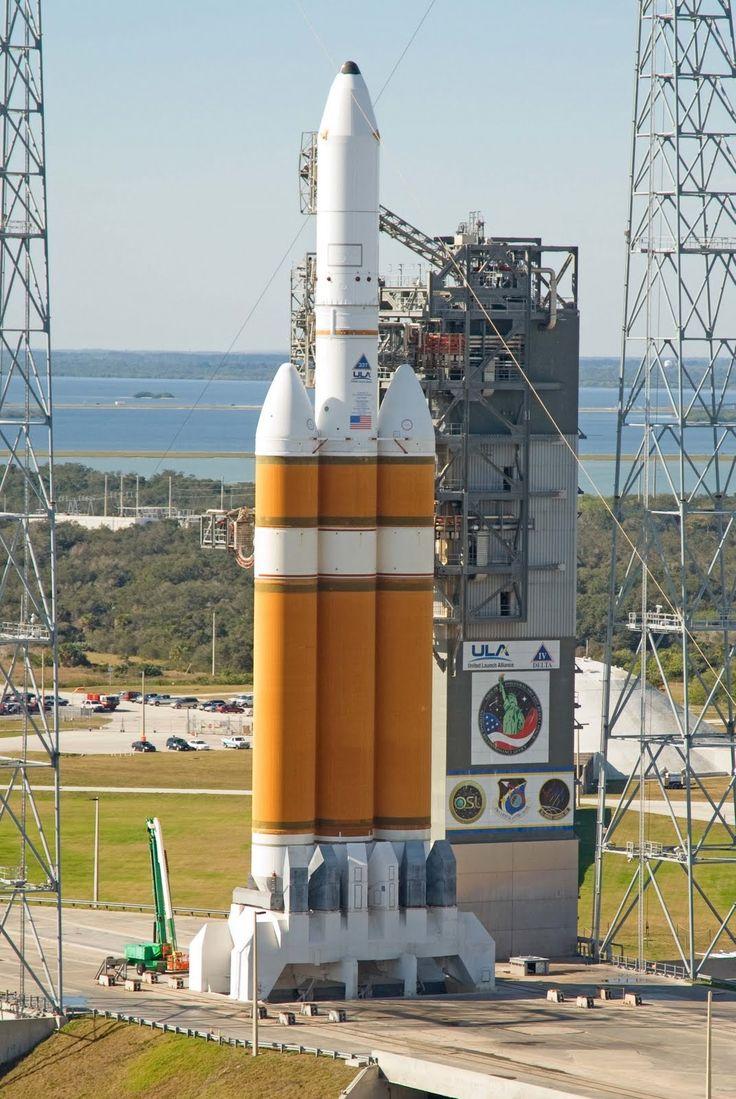 delta space rocket - photo #6