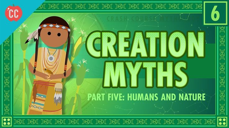 In which Mike Rugnetta brings you the final installation of our unit on creation myths. This week, we're talking about human beings and their relationship to...