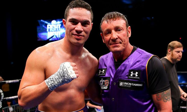 Parker destroys Dimitrenko in continued chase for history = Joseph Parker maintained his spot as the No. 1 contender at heavyweight, as he destroyed Alexander Dimitrenko inside three rounds.  The New Zealander entered the ring as the smaller man for the first time in.....