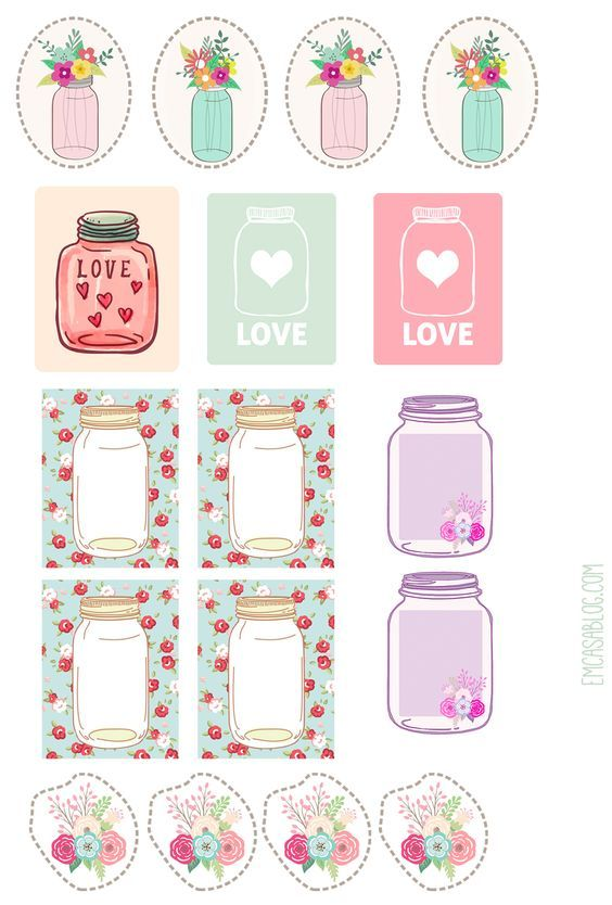 Free Planner Stickers: