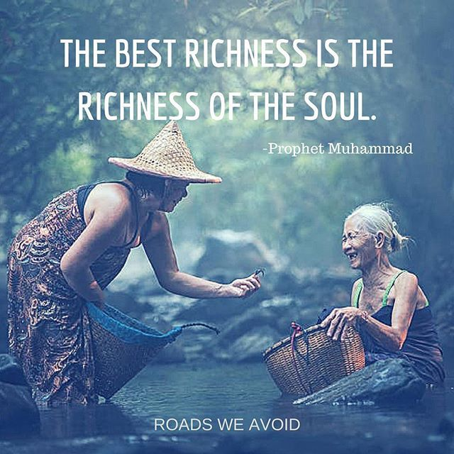 #roadsweavoid #rovoid #quotes #rovoidquotes #prophetmuhammad #richsoul #richness