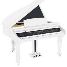 ORLA GRAND 450 Pianoforte digitale bianco Tastiera 88 tasti Hammer Action Gradua