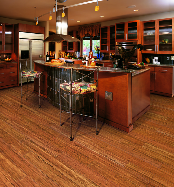 Installing Bamboo Flooring In Kitchen: 52 Best Images About Beautiful Natural Bamboo Flooring On