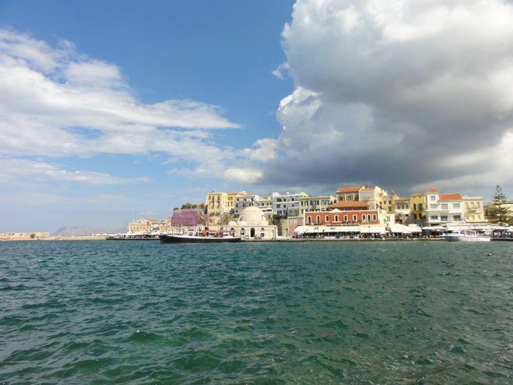 Haven van Chania, Kreta