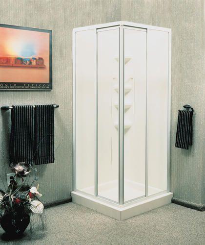 menards fiberglass shower stalls