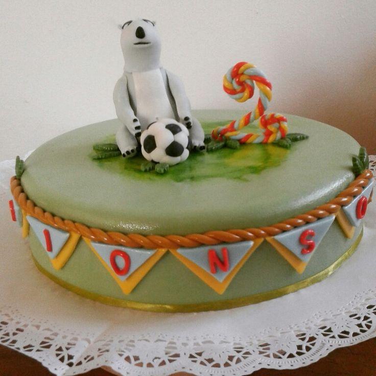 """Torta """"Bernard sport"""""""