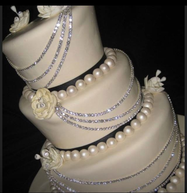 How To Use Edible Diamonds For Cakes