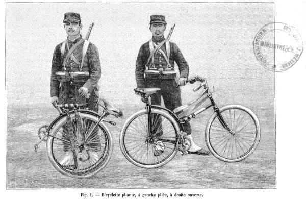 bicyclette-pliante