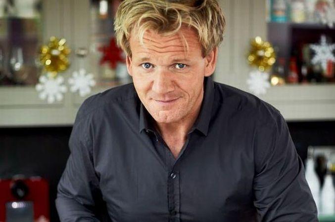 Gordon Ramsay - Piept de rata caramelizat cu garnitura de fasole verde si alune Pentru Fasole!!!!