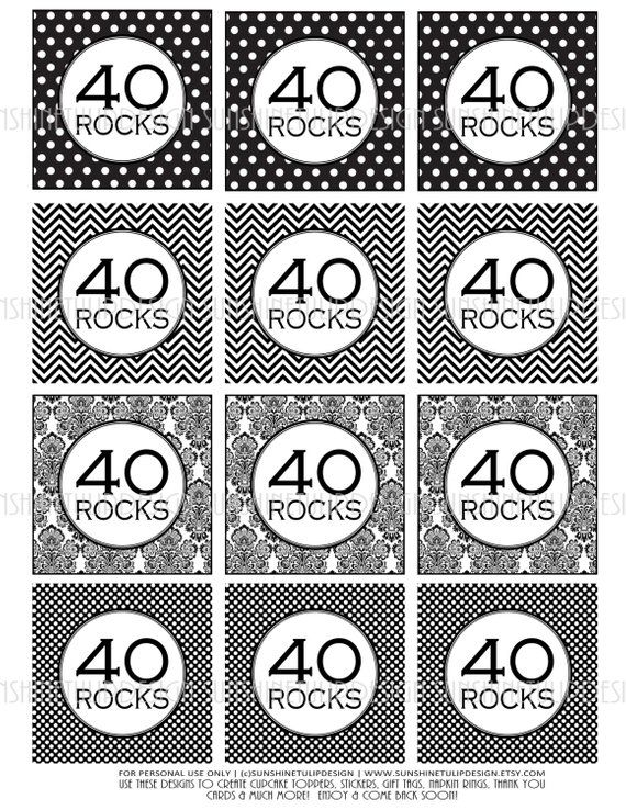 Peel Off Silver Birthday Number Stickers 20mm