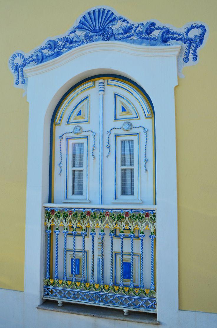 Ericeira, Lisbon, Portugal door