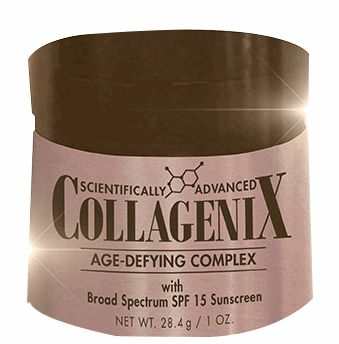 it is important to use quality anti wrinkle formulations such as the #Collagenix #anti #aging #cream.