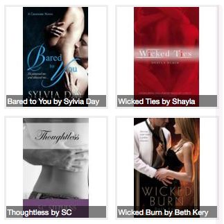 """10 Books for Women Who Loved """"Fifty Shades of Grey"""" #books"""