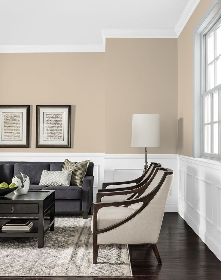 A Stately Neutral Sand Is Pefect For Interior Main Wall Colors. Contrast  This Neutral With
