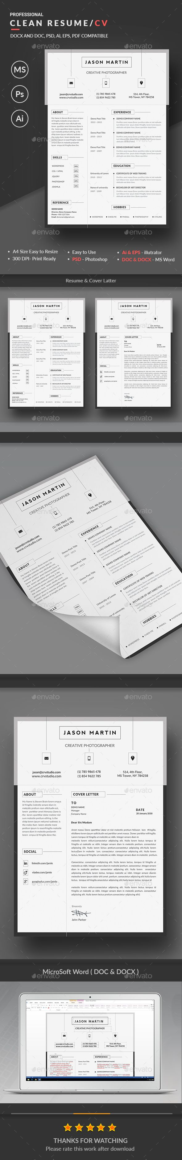 10 best Resume images on Pinterest | Resume, Curriculum and Cv template