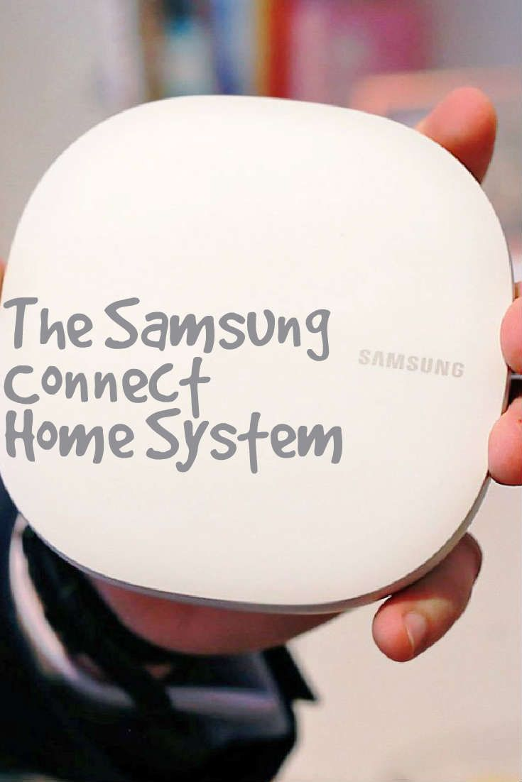 The Samsung Connect Home has a very ambitious goal: to blanket every corner of your home with a Wi-Fi signal, while also connecting all of your smart home's connected devices using only one device.  In short, it will take the place of both your Wi-Fi router and your SmartThings hub.