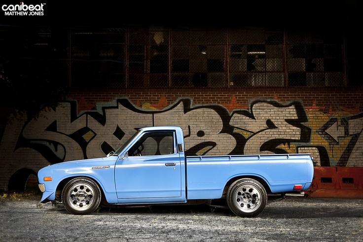 Super cool Datsun 620 | Datsun love | Pinterest