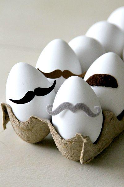 30 Second No Mess Egg Decorating