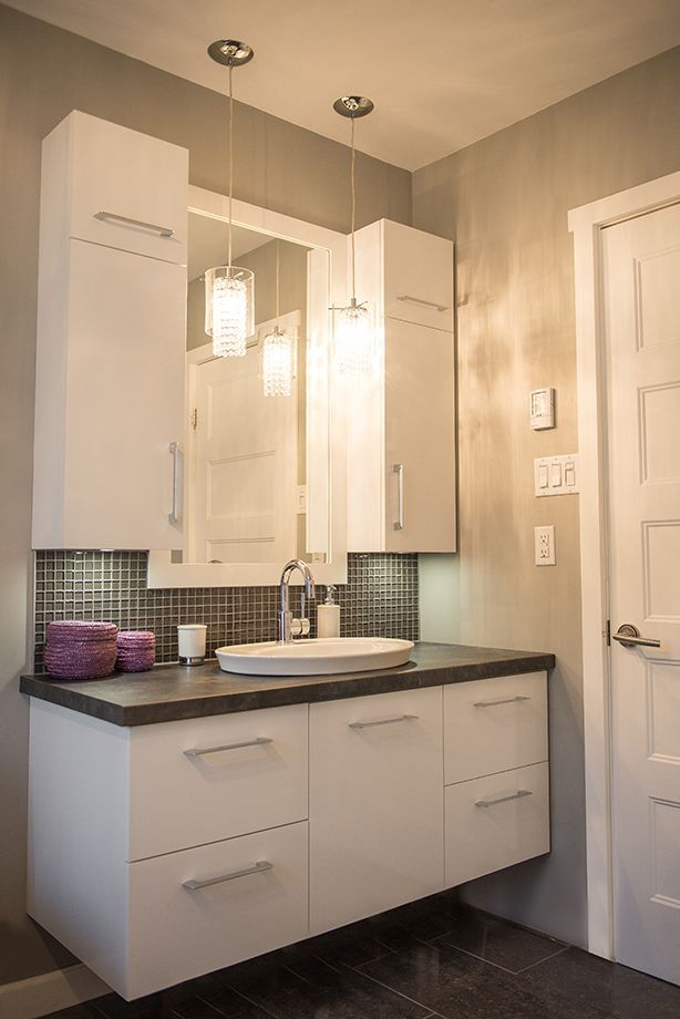 50 Bathroom Vanity Ideas Ingeniously Prettify You And Your Bathroom Salle De Bains Moderne Amenagement Salle De Bain Vanite Salle De Bain