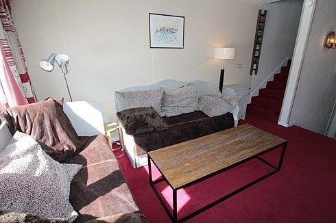 Albaron - B111 Apartment, Val d'Isere - Centre living-room