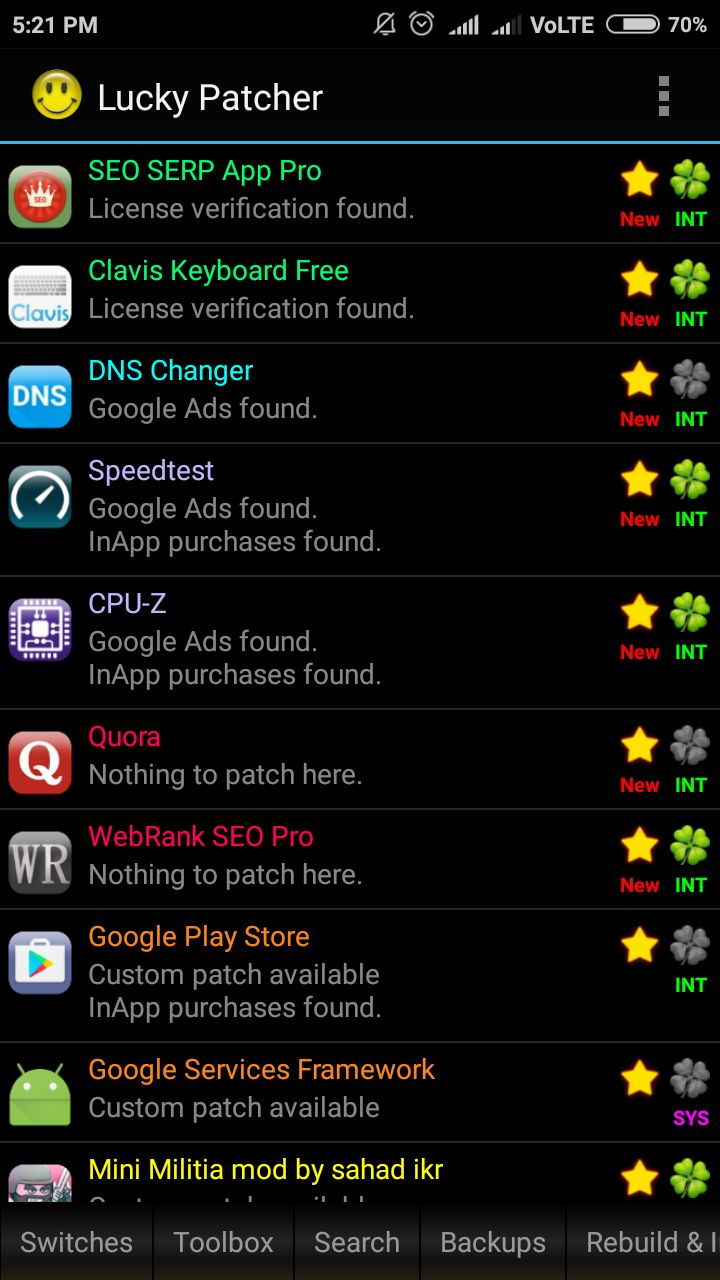 Use lucky patcher no root, lucky patcher root app, in app purchase patch, best root apps
