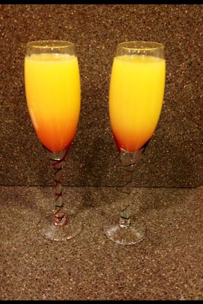 I Am Just a Wife: My Favorite Mimosa Recipe