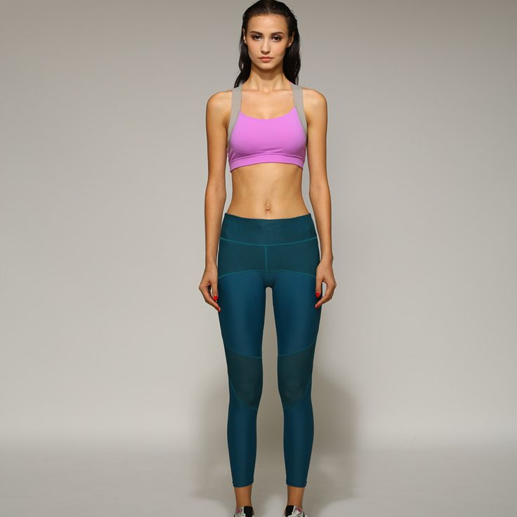 New Style Yoga Pants Candy Solid 6055