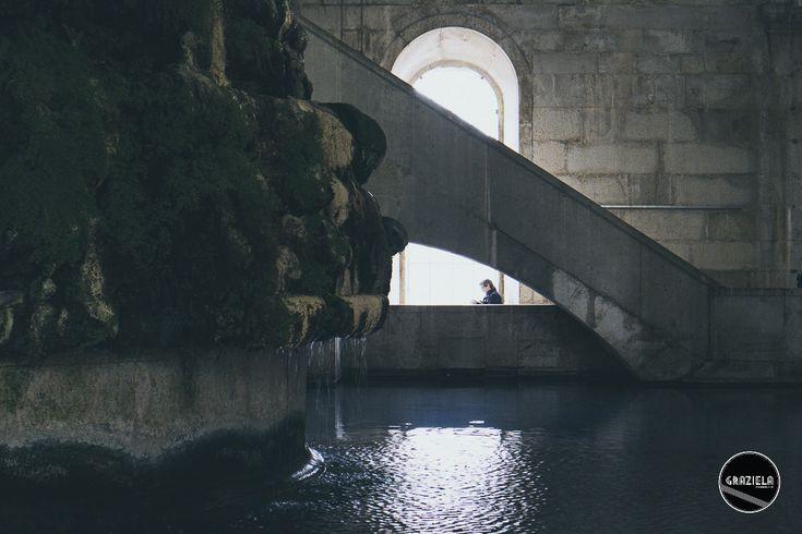 """Há meses que não escrevia um post na rubrica """"Ser turista na minha cidade"""", mas os """"astros"""" lá se alinharam e hoje mostro-vos um monumento muito especial para mim: o Reservatório da Mãe d'Água das Amoreiras (Museu da Água).    Conheçam-no em: http://mycherrylipsblog.com/ser-turista-na-minha-cidade-parte-61-398868 — com Museu da Água."""