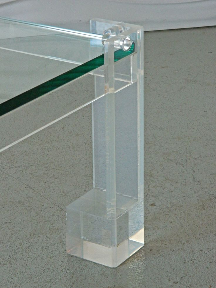 modern acrylic furniture. lucite and glass coffee table modern acrylic furniture s