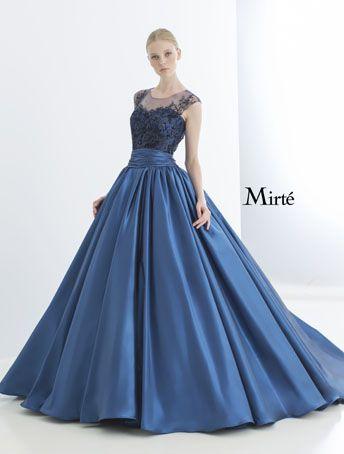Mirte(ミルテ):EHJ011 レンタルウェディングドレス 大阪/東京/福岡