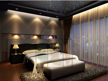 Pakistani Bedroom Design And Decoration Where Wall And Ceiling Decoration  Has Changed The Whole Look Of