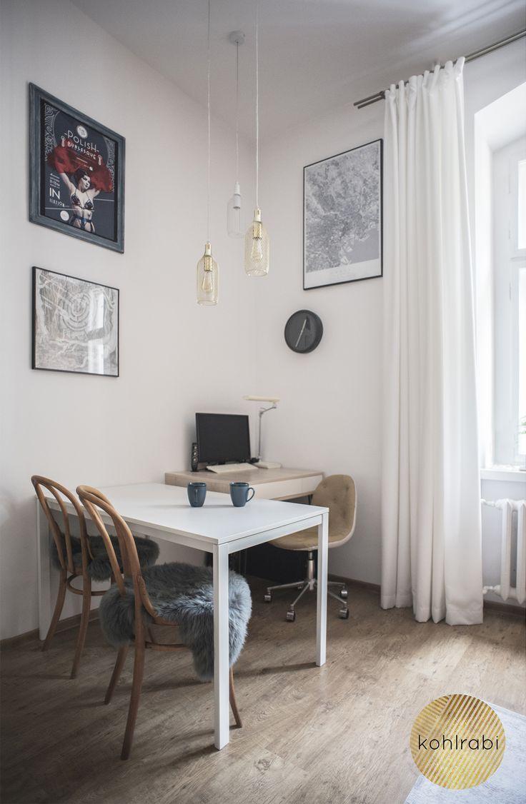 30 | Thonet | Dining | Jadalnia | White | Kamienica