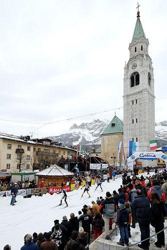 Granfondo Dobbiaco - Cortina - Dolomites - ITALY  © Roberto Casanova R