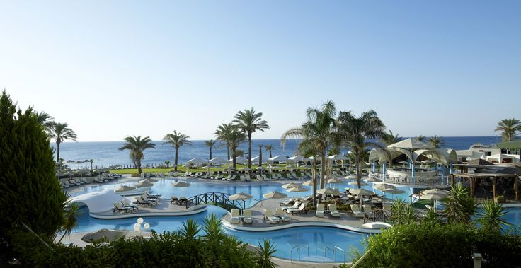The most awarded 5 star hotel on the island of Rhodes
