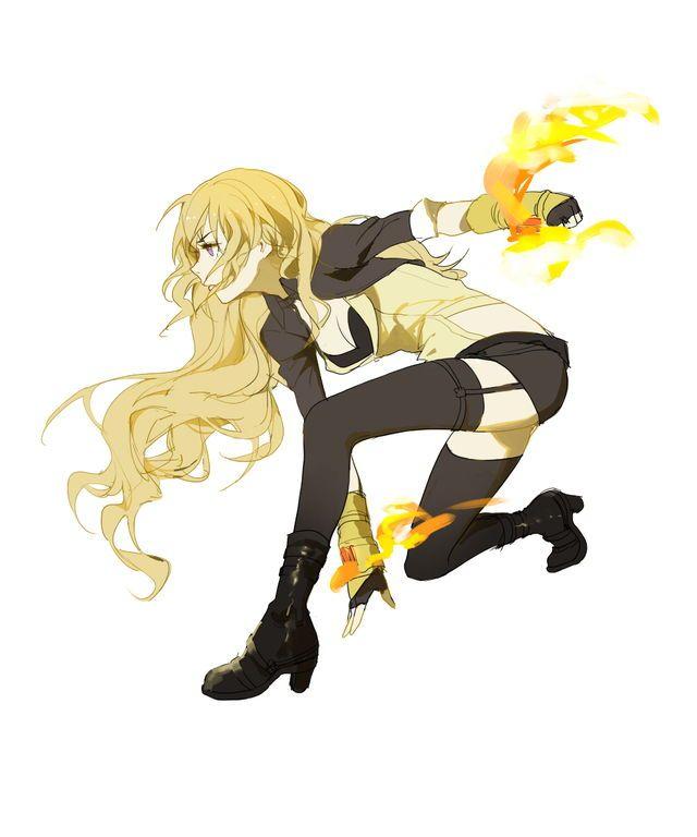 Yang with a bang!