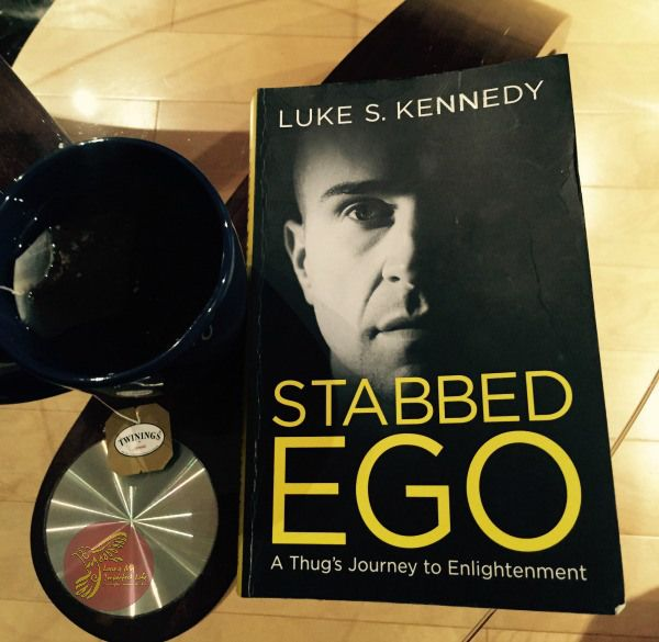 Book Review: Stabbed Ego - Living my Imperfect Life