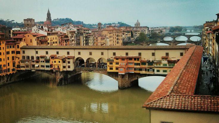 Puente Vecchio de Florencia #Viajology