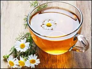 Chamomile Tea -Place a Chamomile tea bag in a chilled water and wait for 10-20 minutes.  Transfer it to a spray bottle and spray it to the affected area. Your Dog will instantly feel a soothing effect as Chamomile rapidly kills the bacteria in the spot where the skin is irritated,