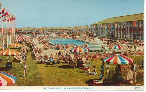 The 129 Best Images About Butlins On Pinterest Souvenirs 1960s And Camps