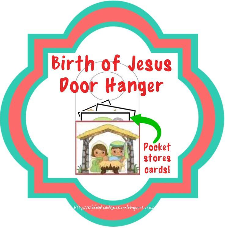 75 Best Jesus Was Born Luke 2 1 20 Images On Pinterest