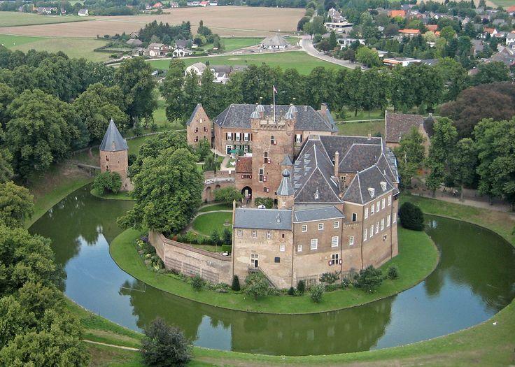 Berg Castle in Heerenberg, the Netherlands