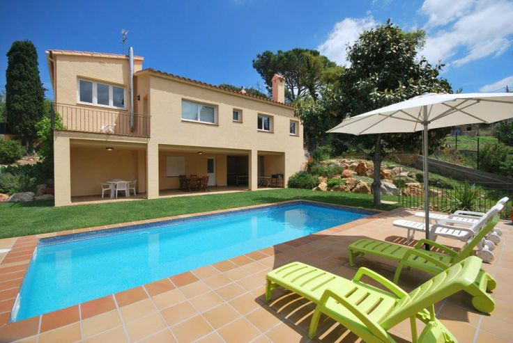 Holiday home Calonge Costa Brava Villa Spain for rent Rosell