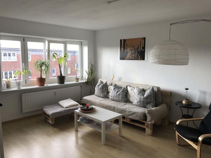 Hier Besteht Die Gesamte Couch Ecke Aus DIY Mbeln Sieht Das Nicht Schick