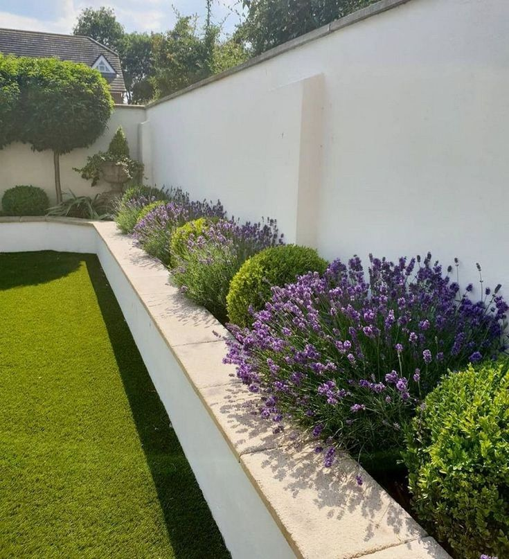 Cool 45 Lovely Backyard Garden Ideas That Looks Elegant