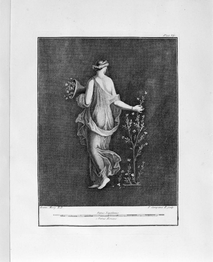 Le Antichità di Ercolano Esposte - GALLERIA D'ARTE - ARTE MARCIANO - CORNICI - NAPOLI - ANTIQUARIATO - ARTISTI E QUADRI D'AUTORE